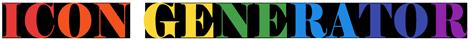 Icon Generator online logo